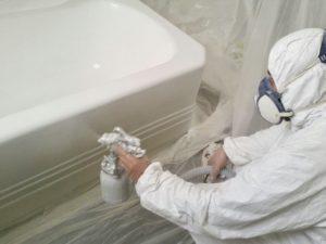 Esmaltar bañera
